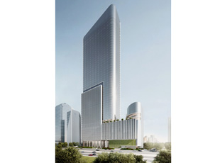 Home Security Ratings >> Mori Building launches construction of office tower in ...