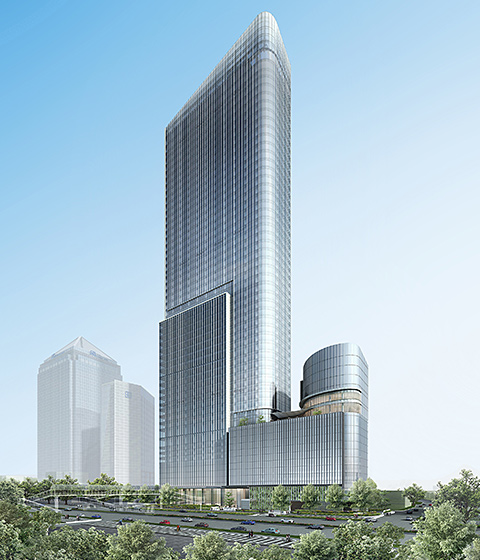 The Jakarta Office Tower Project (tentative name)