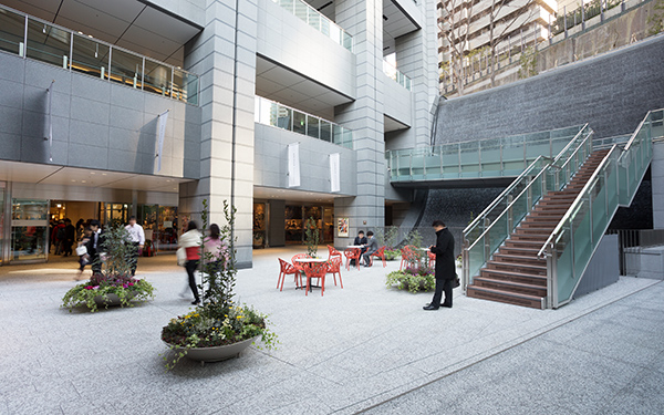 Ark Hills South Tower Office Leasing In Japan Mori